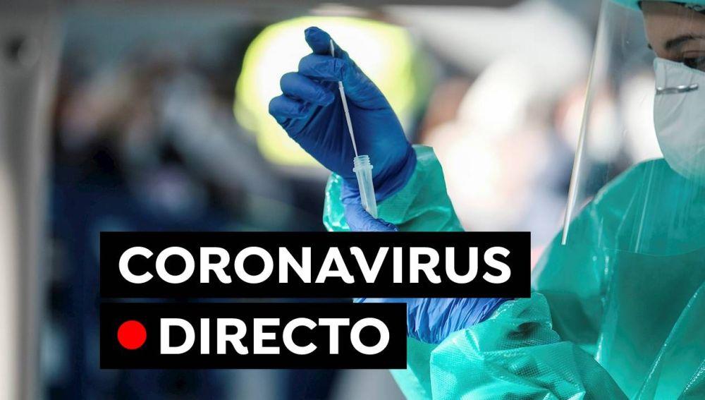 Coronavirus en España hoy: Restricciones en Semana Santa, datos del Covid-19 yúltimas noticias, en directo