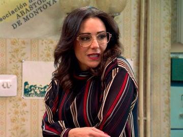 Cristina, desmotivada con su vida y, a punto de tirar la toalla