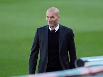 """Zidane, sobre la nueva lesión de Hazard: """"Quiero ser positivo y espero que sea poca cosa"""""""
