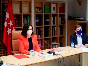 DIRECTO: Comparecencia de Isabel Díaz Ayuso tras anunciar Pablo Iglesias que será candidato en las elecciones de Madrid, vídeo en streaming