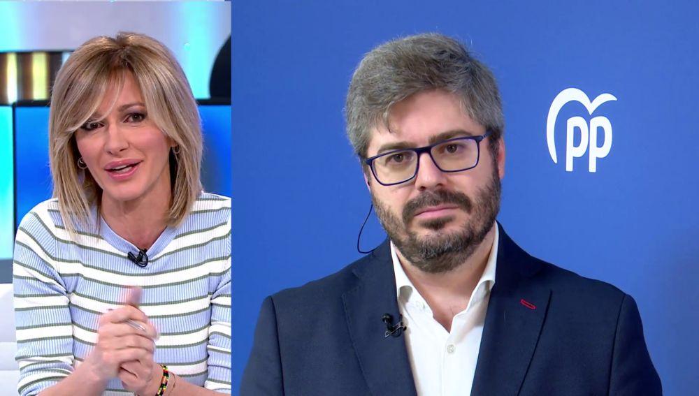 Fran Hervías, exsecretario de Ciudadanos, ficha por el PP