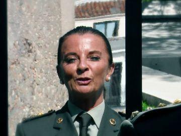 Ana Begetón, coronel médico, cuenta en Espejo Público cómo es ser mujer en un mundo de hombres