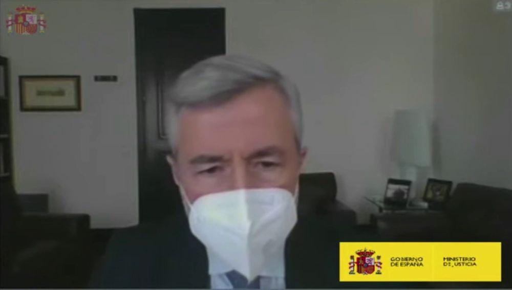 Ángel Acebes, exsecretario del PP