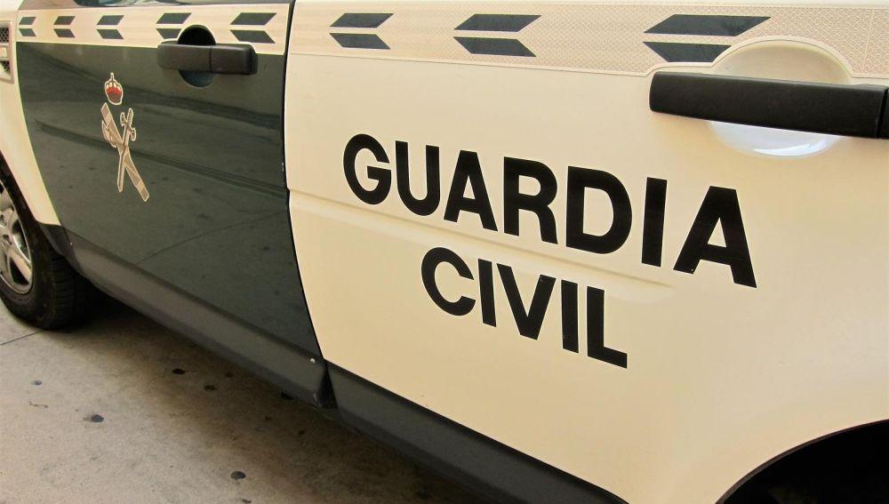 Vehículo de la Guardia Civil en una foto de archivo