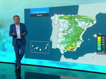 El tiempo hoy, con Roberto Brasero