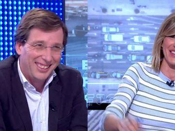 """La broma José Luis Martínez-Almeida con una simpatizante: """"¿Tiene usted una hija?"""""""