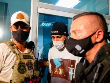 Gabigol, detenido tras acudir a una fiesta con más de 200 personas en Sao Paulo