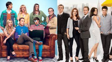 'The Big Bang Theory' y 'Cómo conocí a vuestra madre'