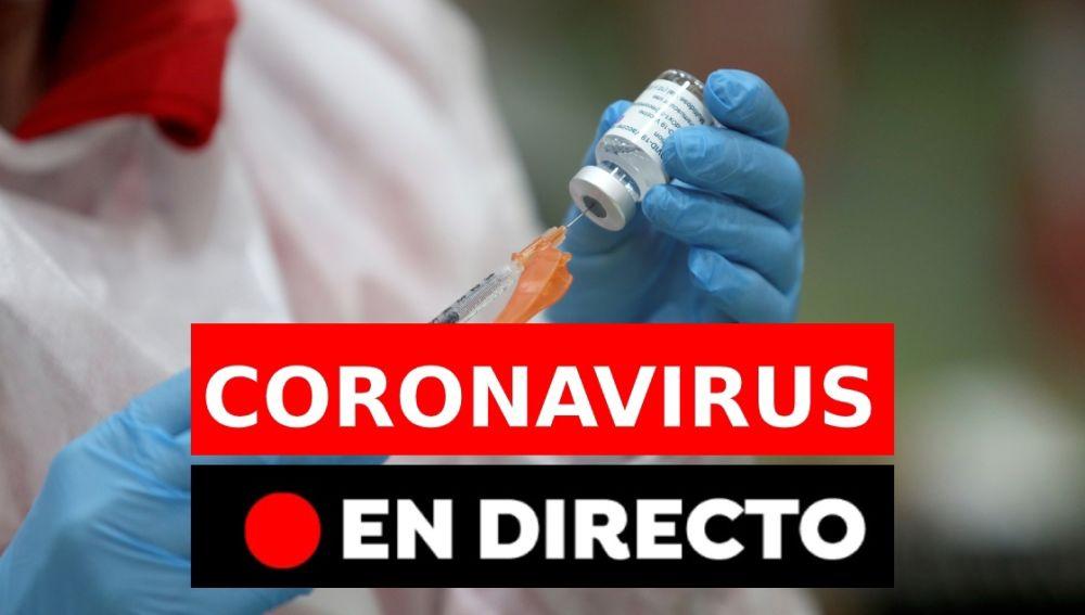 Última hora del coronavirus en España hoy 15 de marzo