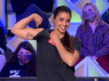 """Los músculos de Bea impresionan a Jorge Fernández: """"¿A dónde vas sin brazo?"""""""
