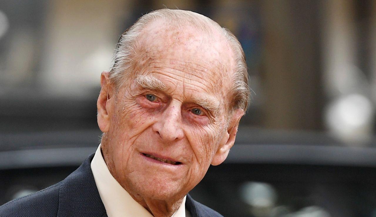 El duque Felipe de Edimburgo