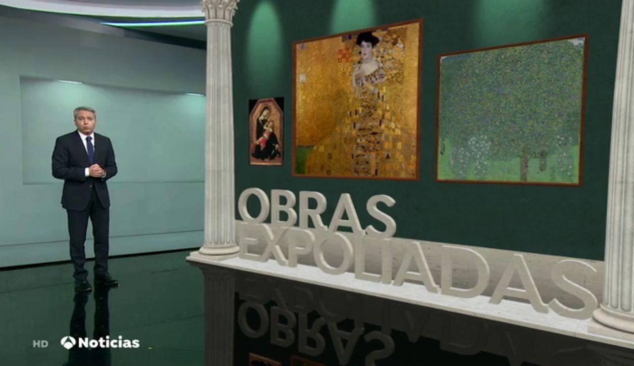 Francia devuelve un Klimt robado por los nazis a una familia judía austriaca