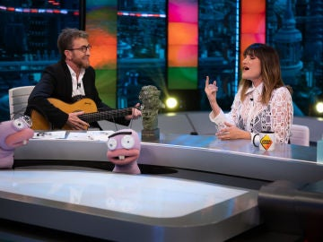 Rozalén canta en directo 'El día que yo me muera' en 'El Hormiguero 3.0'