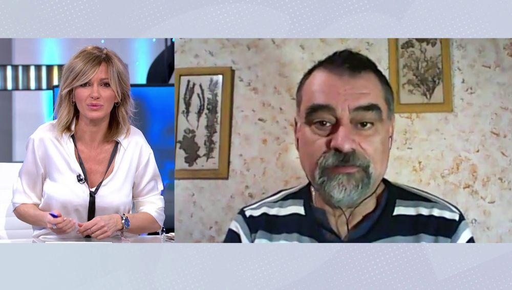 Entrevista a José Antonio Forcada, presidente de la Asociación de Enfermería y Vacunas