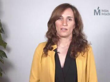 Mónica García, Más Madrid