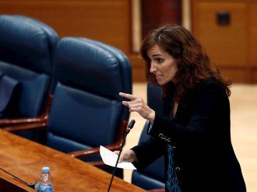 ¿Quién es Mónica García, la candidata de Más Madrid en las elecciones del 4M?