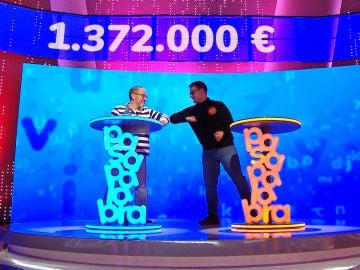 Un error sentencia a Pablo en 'El Rosco'… ¡y su nuevo rival sabía la respuesta!