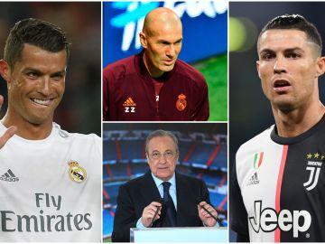 VOTA: ¿Ficharías a Cristiano Ronaldo para el Real Madrid?