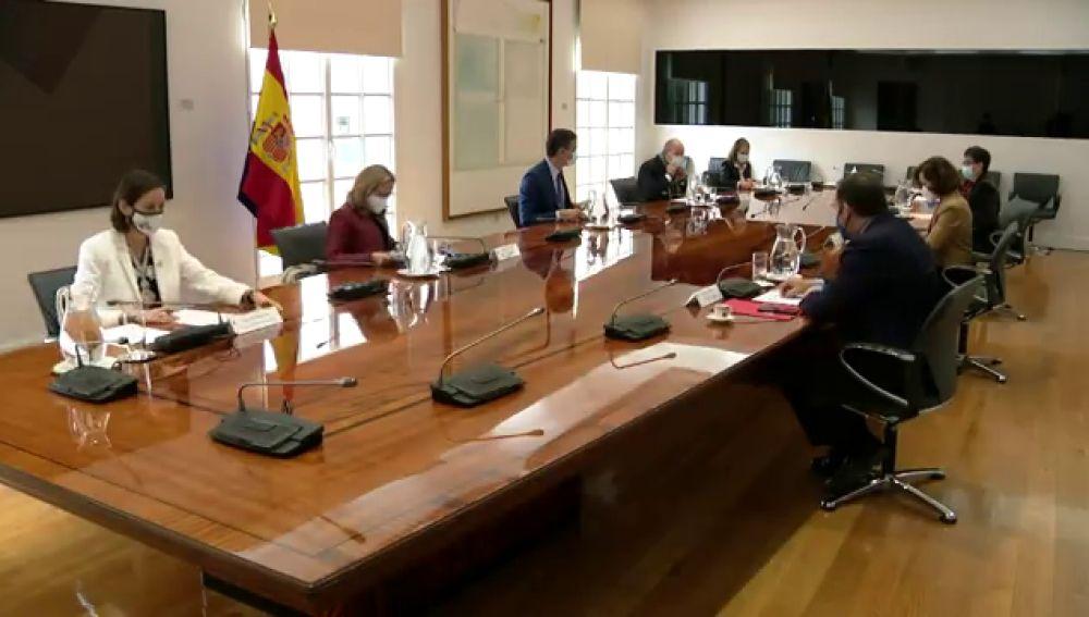 Sigue la rueda de prensa del Consejo de Ministros, vídeo en directo