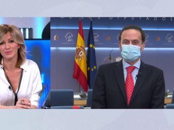 Entrevista a Edmundo Bal, portavoz de Ciudadanos