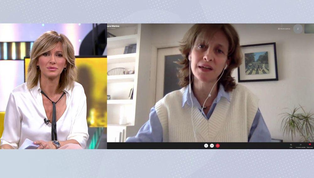 Entrevista a Laura Merino, psicóloga experta en sectas