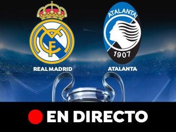Real Madrid - Atalanta: Partido de hoy de Champions League, en directo