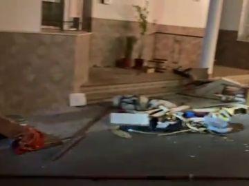 Detenido a un hombre que se atrincheró en su casa y amenazaba con hacer volar el edificio en Cádiz