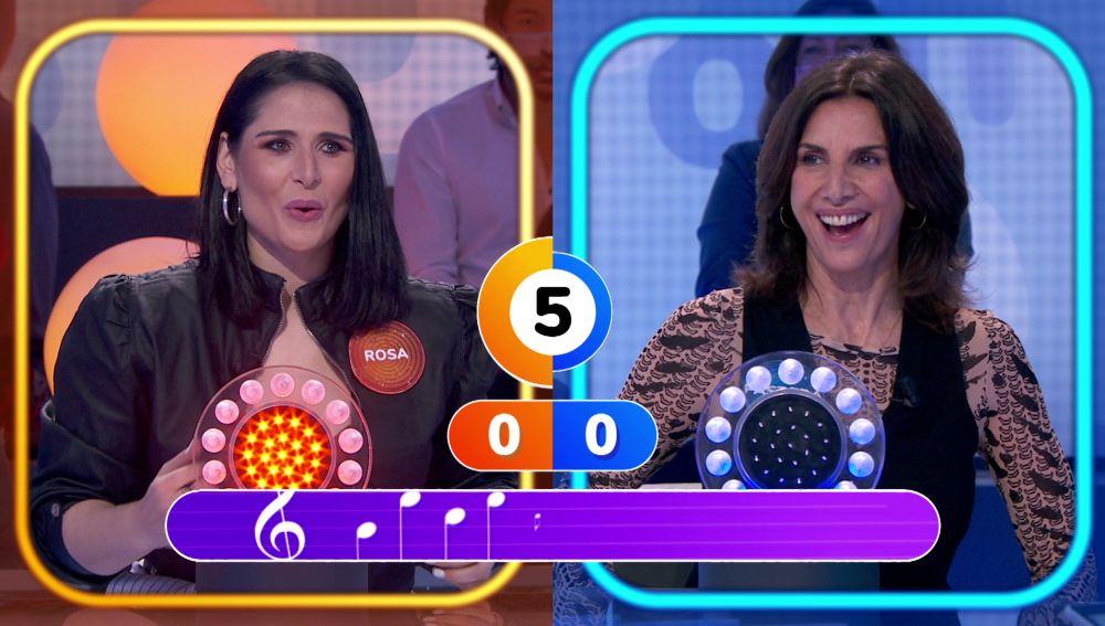 """La inesperada reacción de Pastora Vega tras la victoria de su rival, Rosa López: """"Yo encantada de que gane ella"""""""