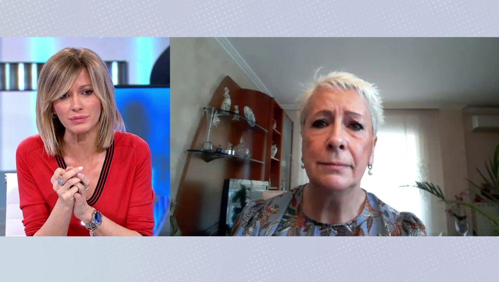 Entrevista a Amparo Martínez, sanitaria y superviviente del coronavirus