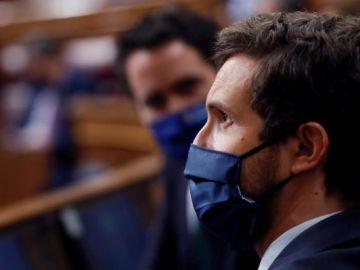 Pablo Casado en el Congreso de los Diputados