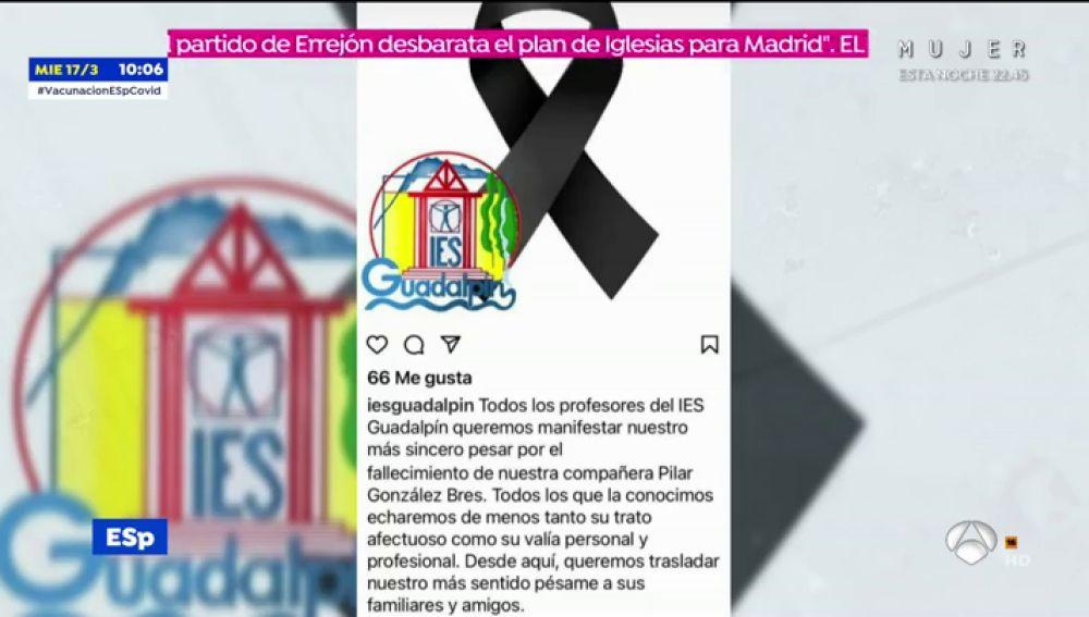 Investigan la muerte de una profesora en Málaga tras vacunarse con Astrazeneca