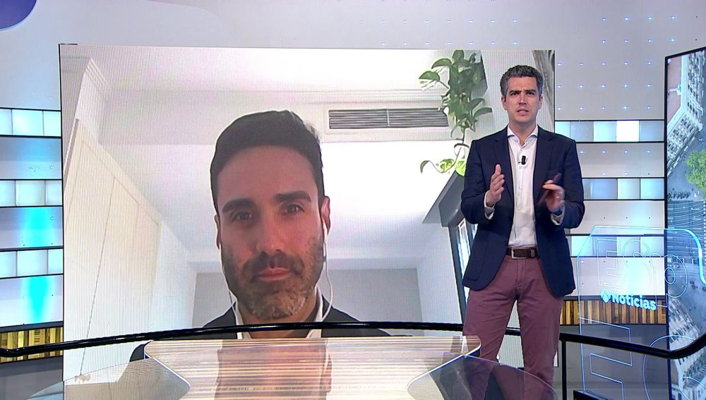 Entrevista a Sergio Brabezo, exdiputado de Ciudadanos