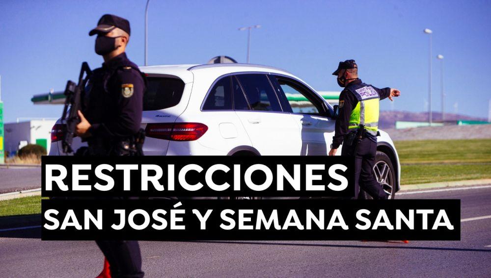 Restricciones por COVID-19 en Madrid, Galicia, Cataluña, Andalucía y el resto de comunidades autónomas hoy