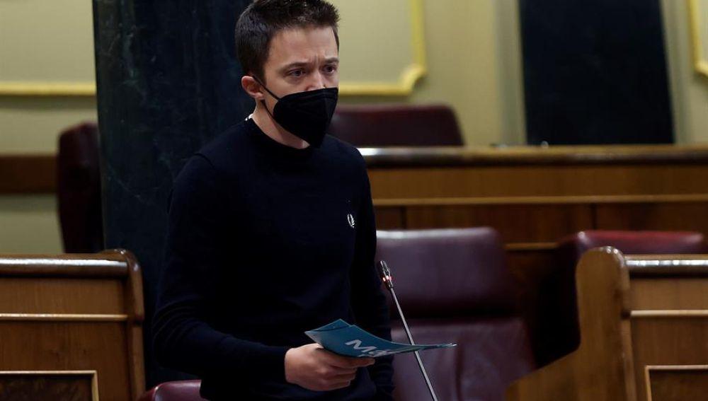 """Burlas a Íñigo Errejón tras preguntar sobre la salud mental en el Congreso: """"Vete al médico"""""""