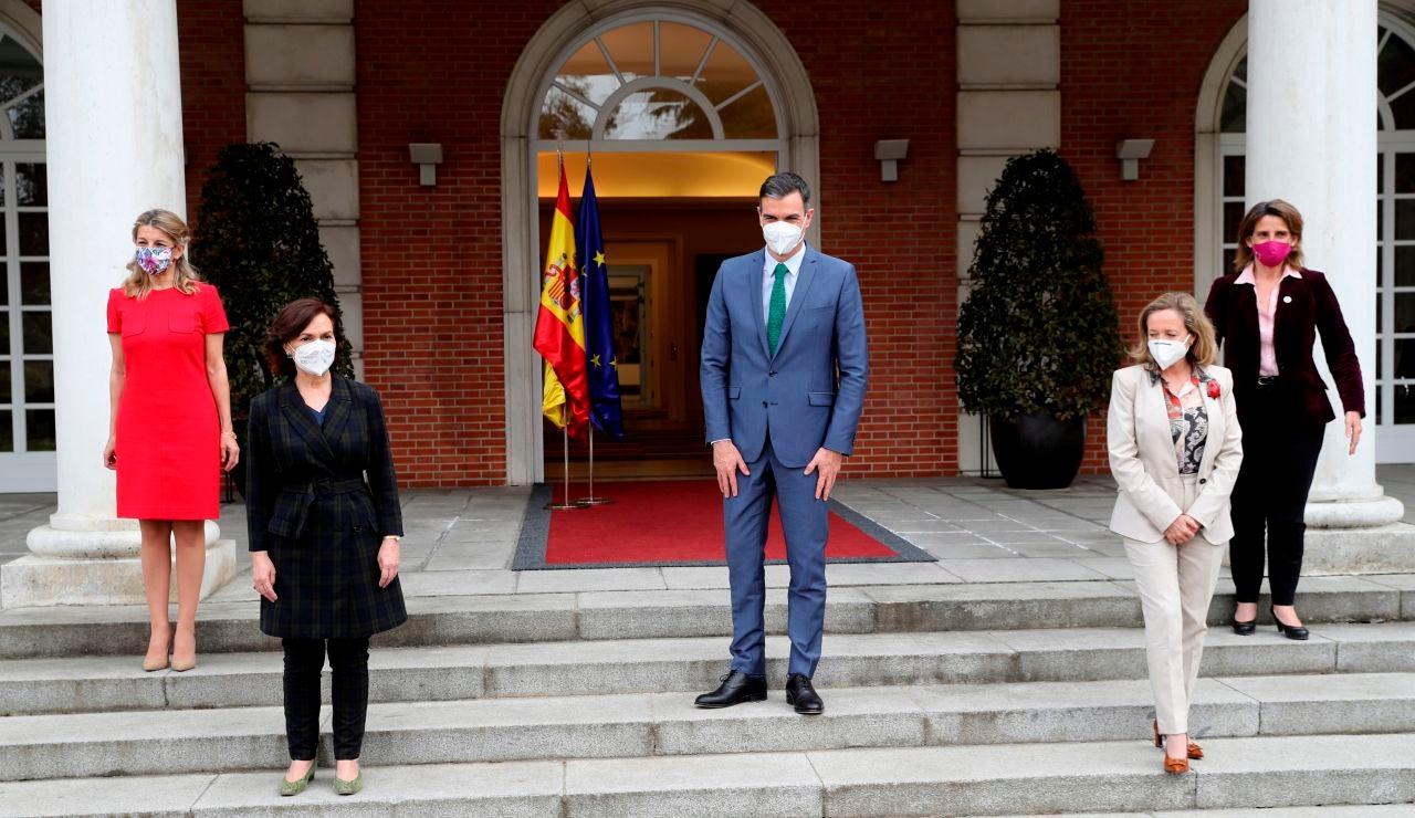 Pedro Sánchez anuncia cambios en el Gobierno