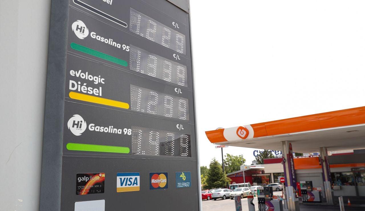 La inflación, disparada al 1,3% en marzo por los precios de la energía
