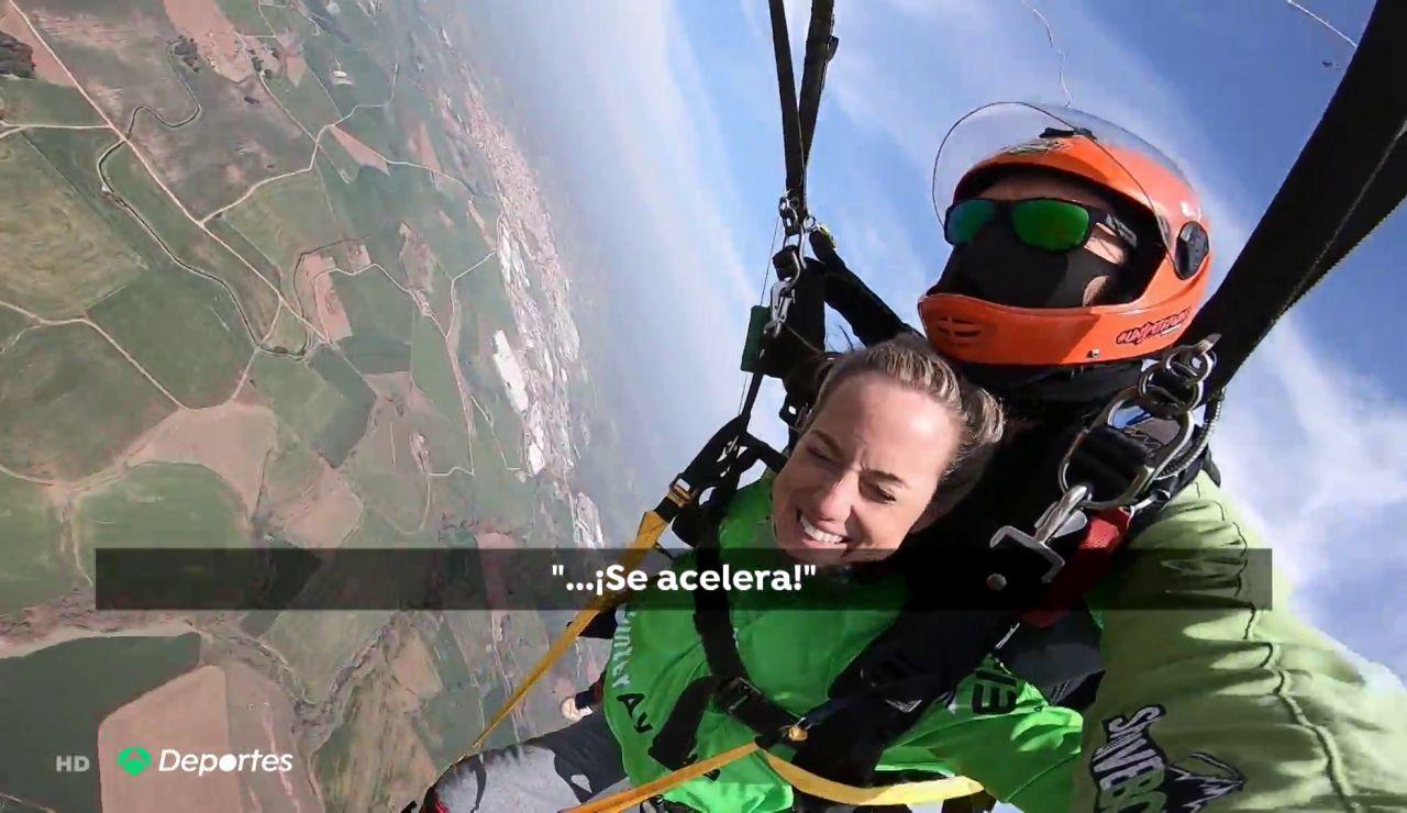 Ariadna Balmes, la deportista que superó una leucemia y ahora sueña con ir a los Juegos Paralímpicos