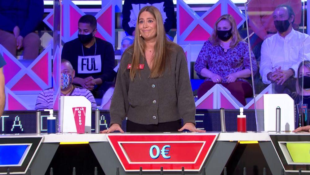 La catastrófica mala suerte de María: pierde su gran oportunidad con 1.300€