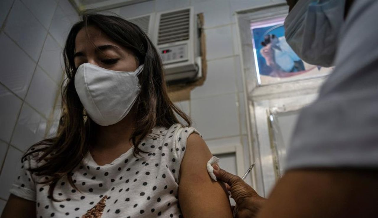 Cuba prueba su propia vacuna de coronavirus en los deportistas que irán a los Juegos Olímpicos de Tokio