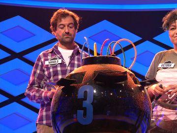 El robot 'Perseverance' puede con 'Los dispersos' en su tercera bomba de '¡Boom!'