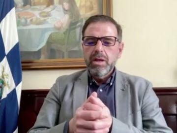Ángel Mato, alcalde de Ferrol