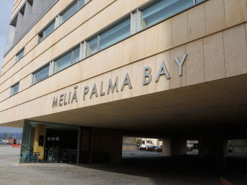 Fachada del hotel Palma Bay de Mallorca