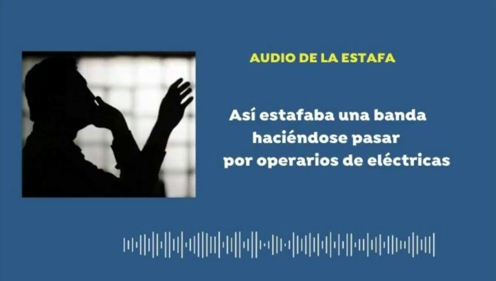 Desarticulan un grupo criminal que cometía estafas suplantando a compañías eléctricas en Barcelona y Castellón