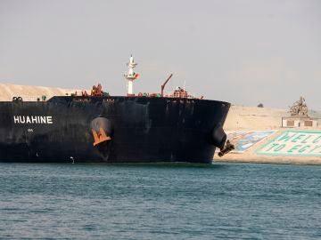 España recibirá 65.000 contenedores tras el bloqueo del Canal de Suez