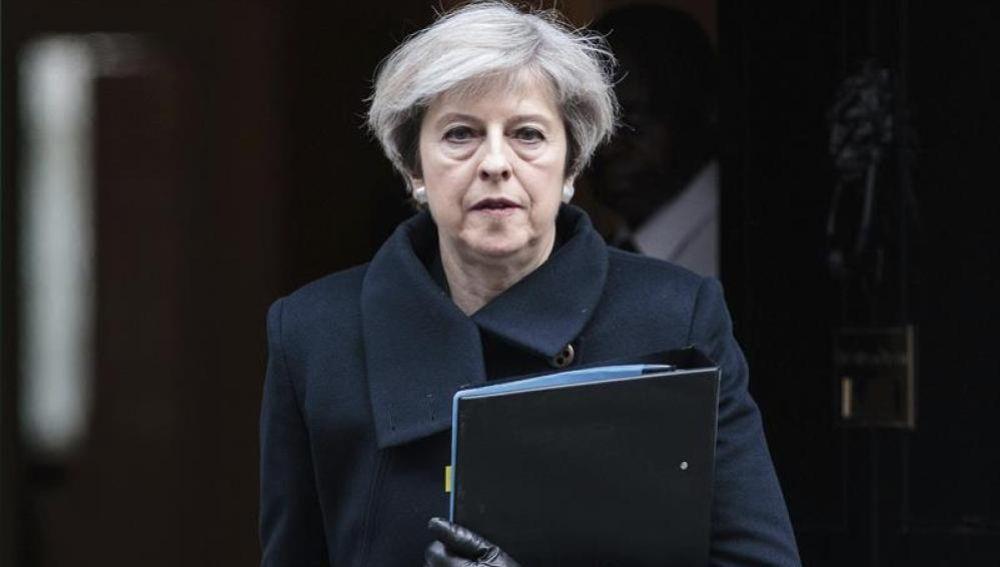 Efemérides de hoy 2 de abril de 2021: Theresa May