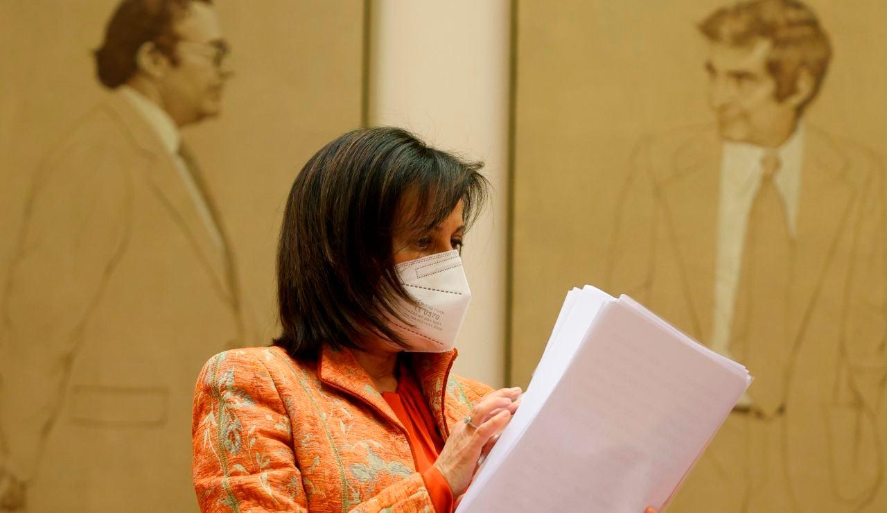 Margrita Roble será la segunda ministra en vacunarse contra el coronavirus
