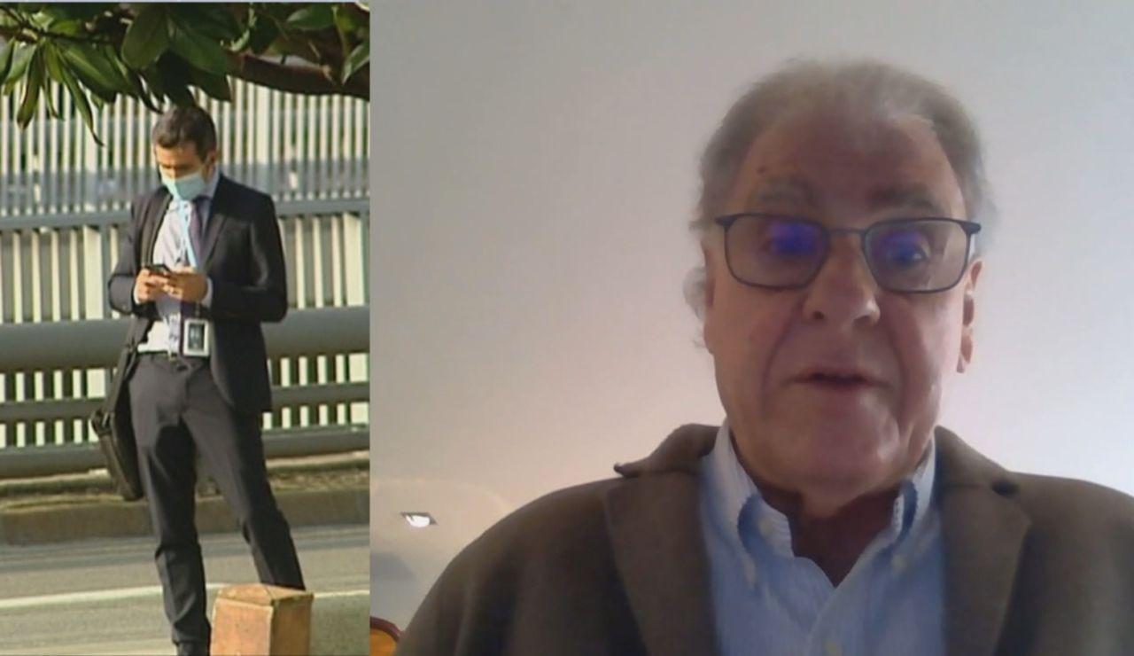 José Luis Zoreda, vicepresidente de Exceltur