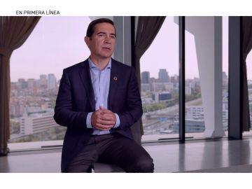 Carlos Torres Vila Presidente de BBVA