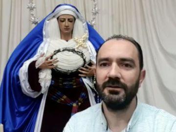 La virgen del confinamiento