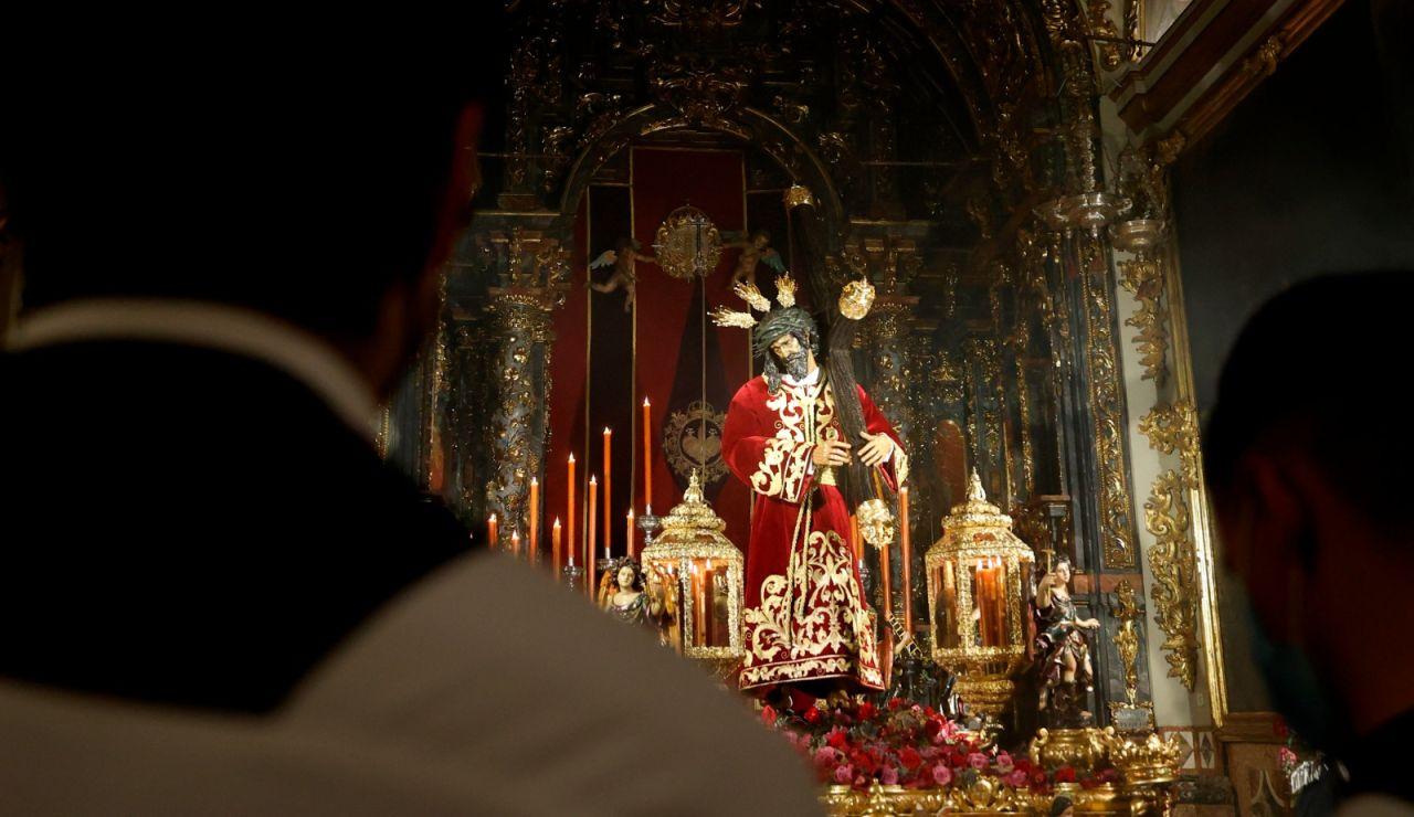 Así se ha vivido en España el segundo Jueves Santo más atípico de la historia